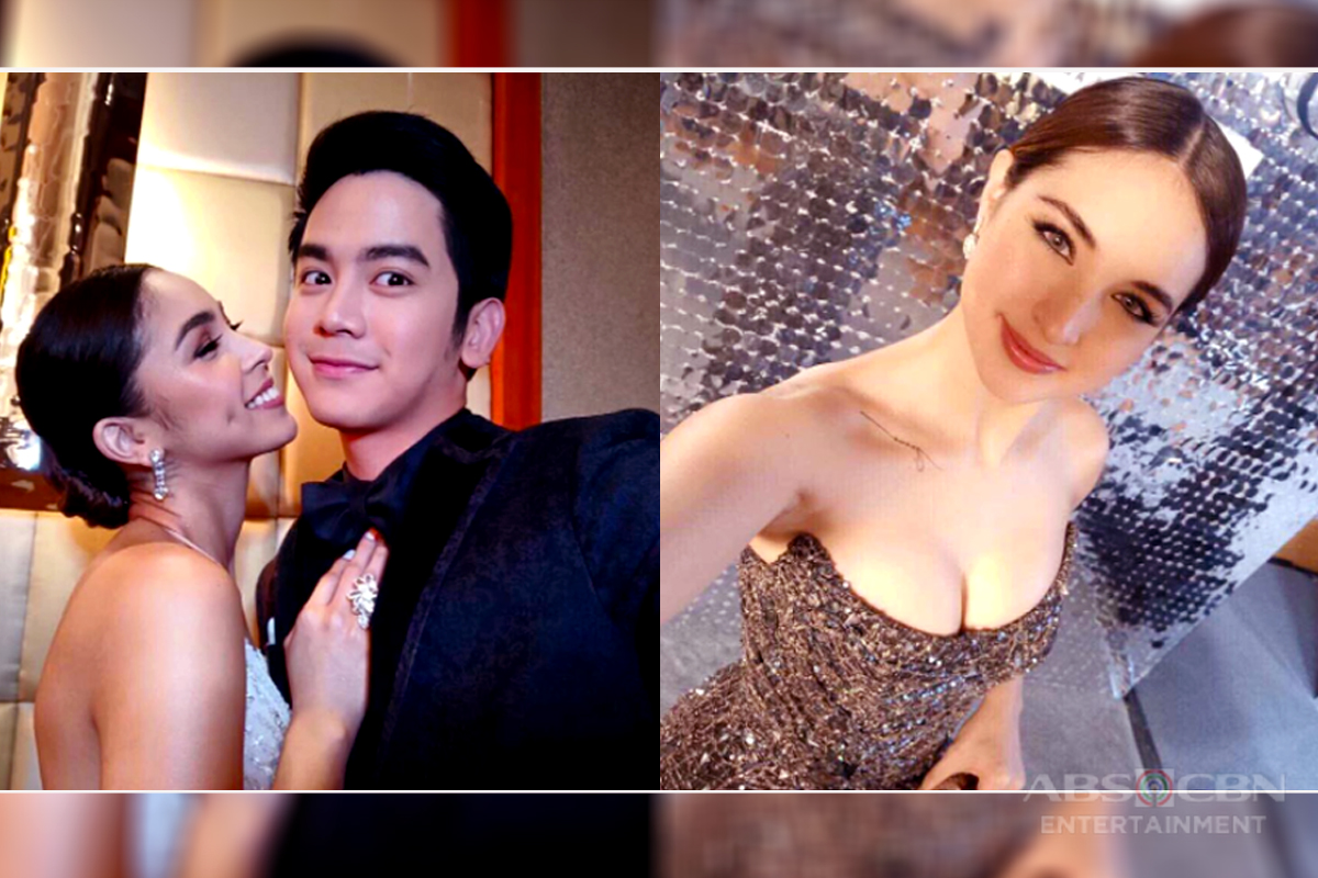 OPPO F5's Celebrity Selfie Challenge at the Star Magic Ball