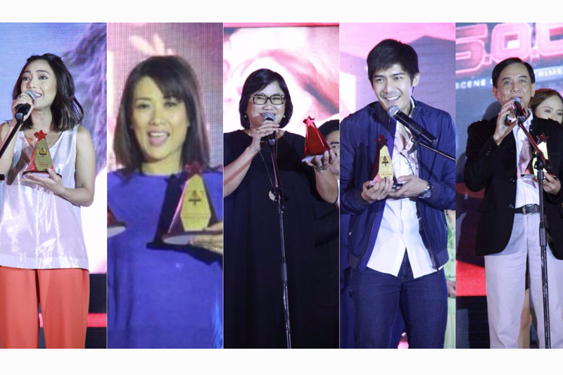 ABS CBN is most awarded TV network in the Alta Media Icon Awards 1