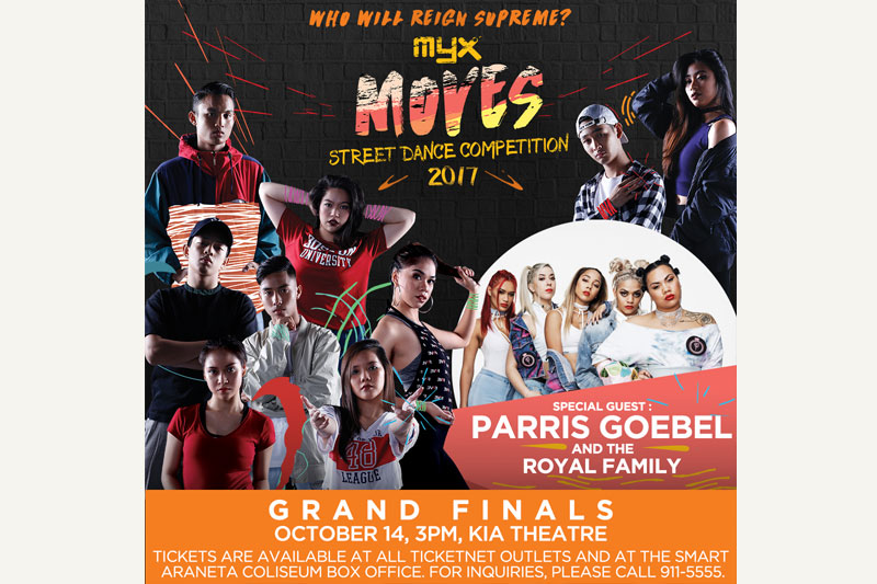 9 HS dance crews face off to be the next Myx Moves champ 1