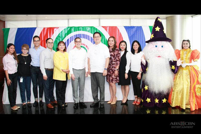 ABS CBN and Enchanted Kingdom team up for Bida Kapamilya Thank You this Saturday 2