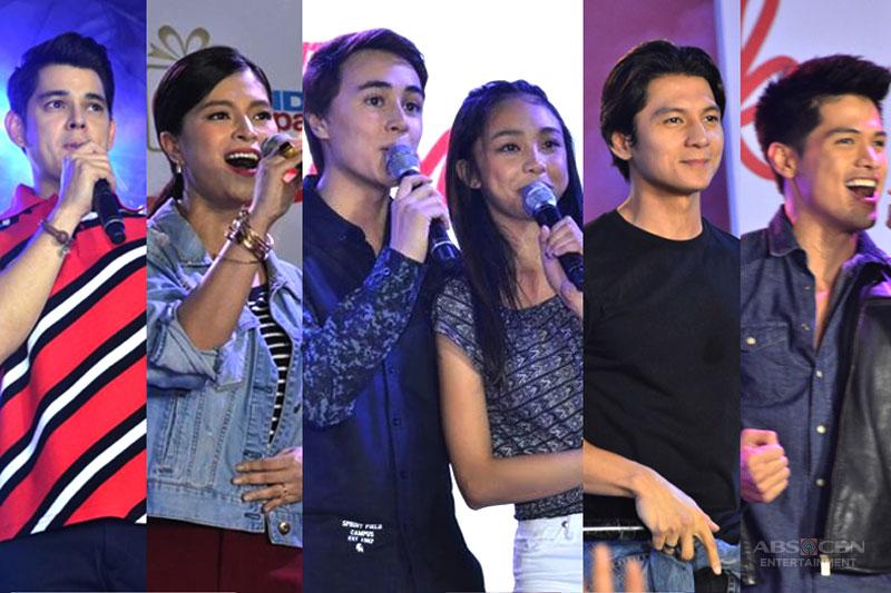 ABS CBN shows at mga Kapamilya stars nagpasaya at nagpasalamat sa fans sa Bida Kapamilya Thank You  1