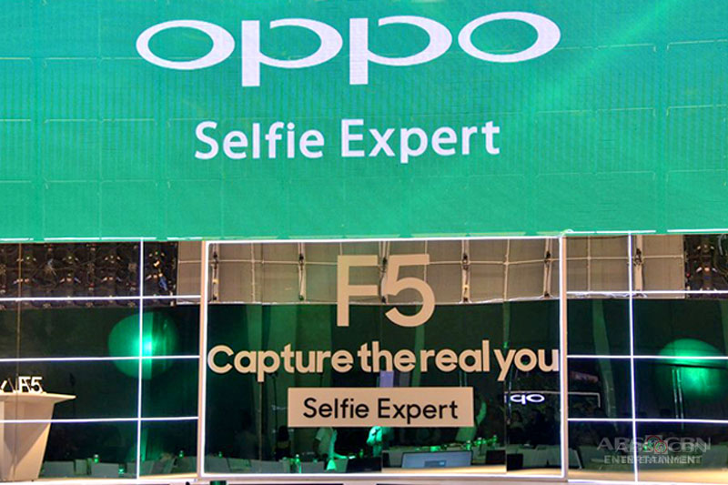 How the OPPO F5 levels up selfie standards  1