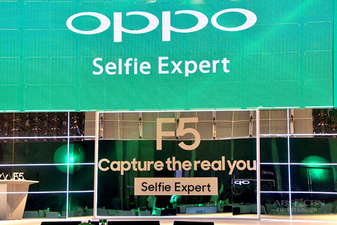How the OPPO F5 levels up selfie standards