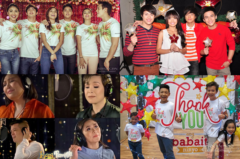 Relishing 15 Yuletide celebrations with the ABS CBN Christmas Station ID 1