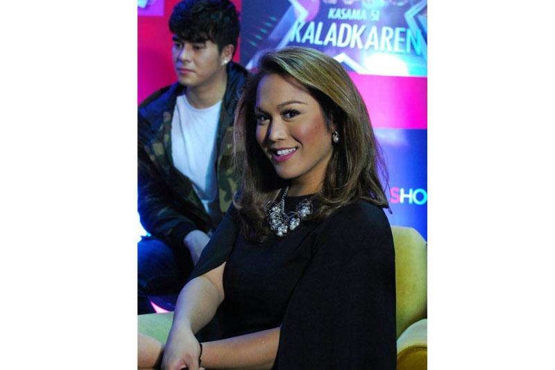Kaladkaren dares celebrities in digital show on ABSCBNmobile com 2