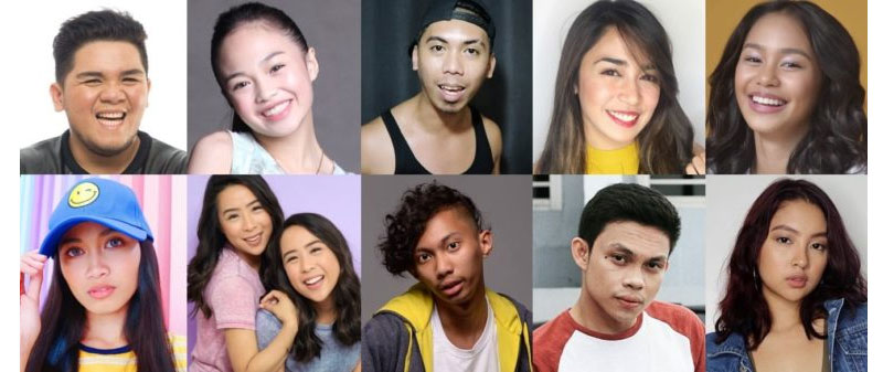 ABS CBN s Adobers TakeOver Fanfair gathers online stars and fans this Sunday 1