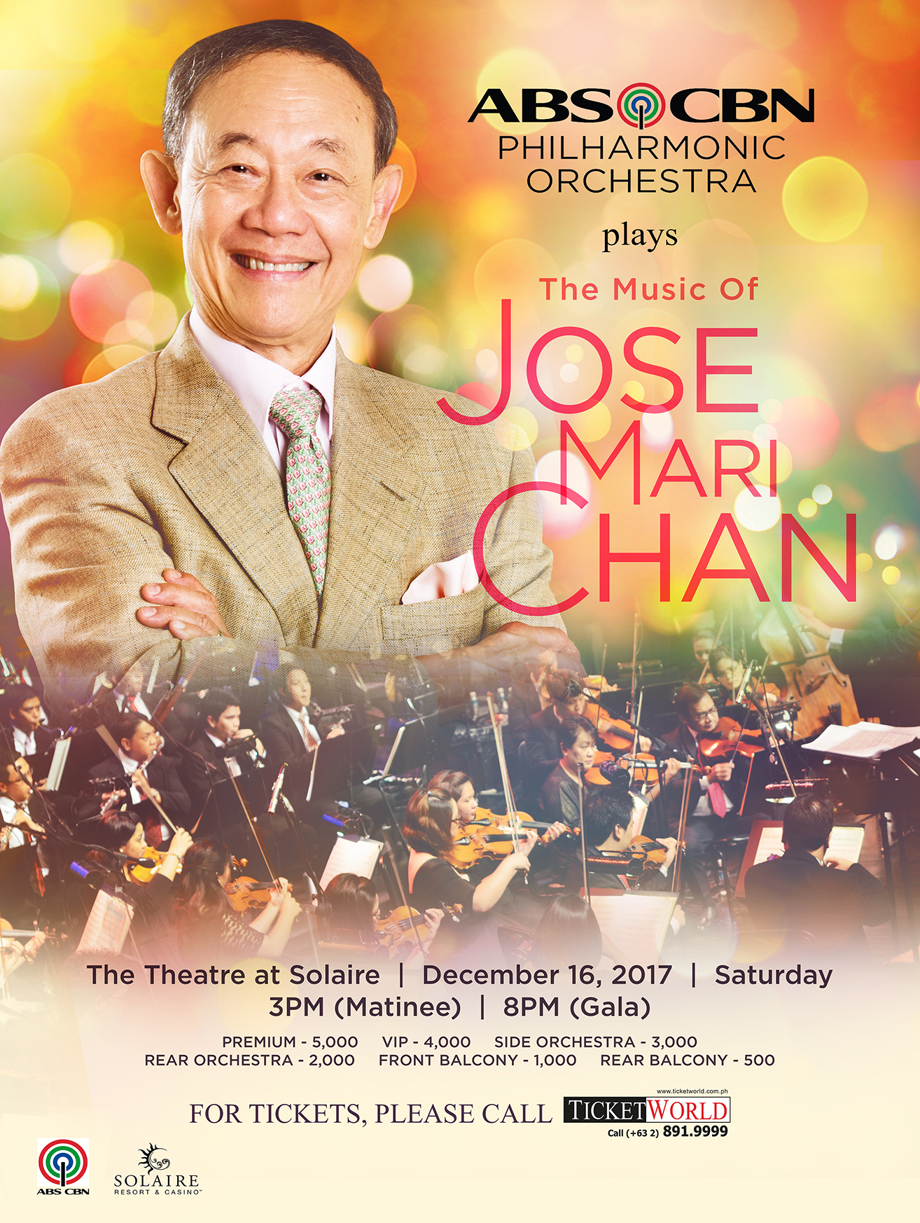 ABS CBN Philharmonic Orchestra marks the holiday season with the music of Jose Mari Chan  1