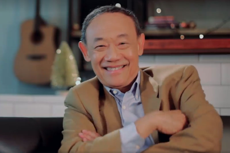 WATCH Jose Mari Chan has a new Christmas song for Filipino families 1