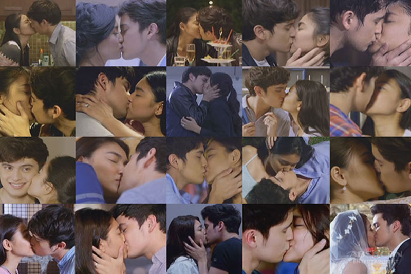 20 Kisses of Hubby and Wifey on On The Wings of Love  1