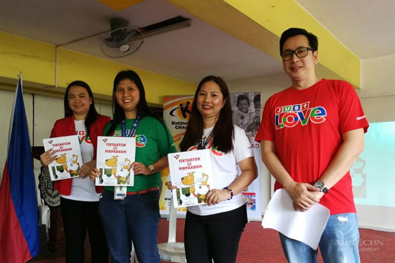 SKY s BOOKas Palad shares the gift of reading to public school children nationwide 1