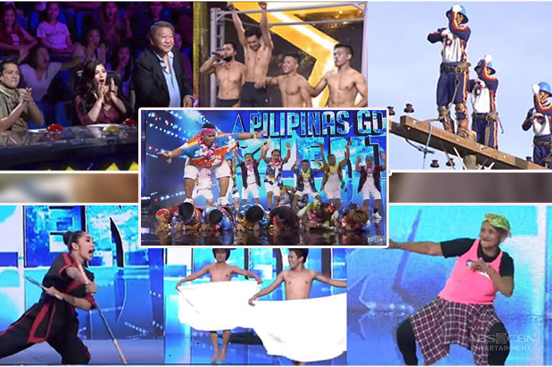 Pilipinas Got Talent hits 40 8 on premiere telecast 1