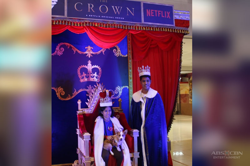 Families experience The Crown Riverdale America s Got Talent and The Late Late Show in SKY Alive  3