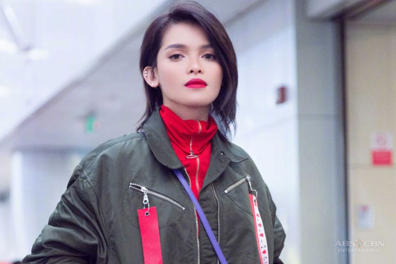 Philippines KZ Tandingan competes in China s Singer 2018  2