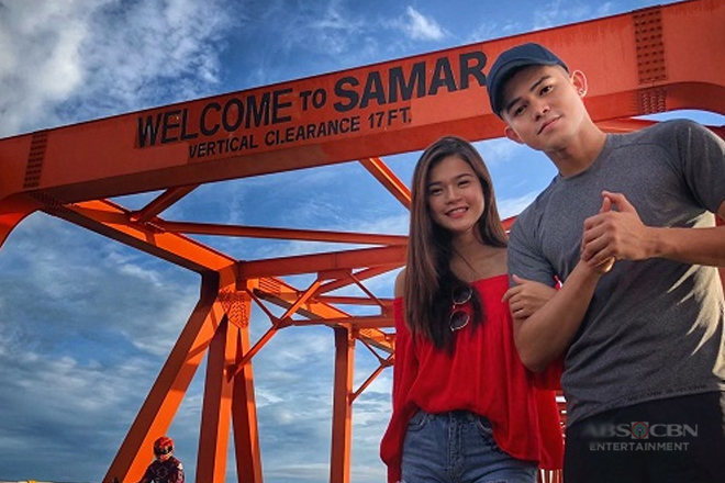 MarNigo tour Samar with Gina Lopez in G Diaries season 2 premiere