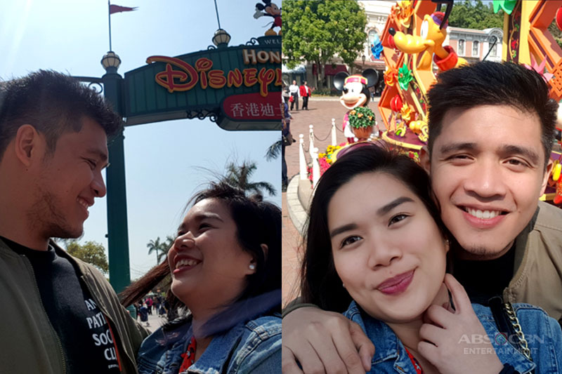 How Hong Kong Disnyeland became the Most Romantic place on earth for MMK  1