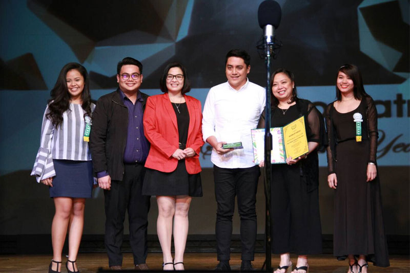 ABS CBN is GEMS Awards Best TV Station for 2nd Year 1