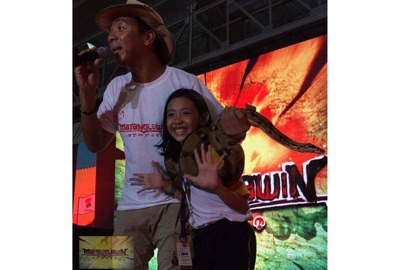 Kuya Kim Goes adventure mode as Matanglawin turns 10 8