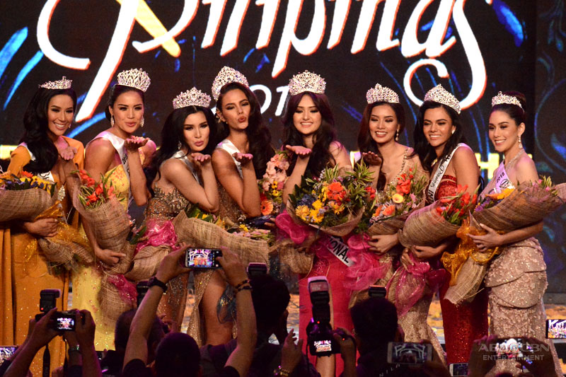 PLAYLIST The victorious remarkable moments in Binibining Pilipinas 2018 Coronation Night 1
