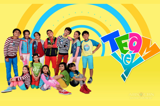 """Team YeY"" awarded as most development-oriented children's program at Gandingan"