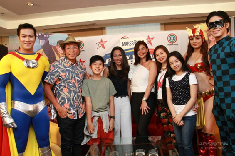 "ABS-CBN, Xeleb introduce ""Pinoy Komiks Heroes Battle"" app"