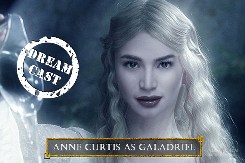 Netizens believe Anne Curtis fits Galadriel in imaginary Pinoy casting of Lord of the Rings 1