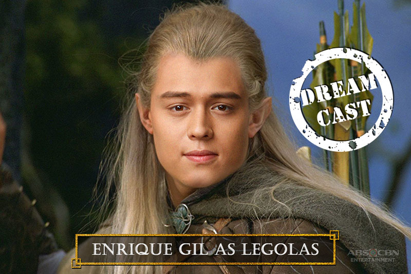 Enrique Gil deemed as a fantasy Legolas in fun Lord of the Rings poll 1