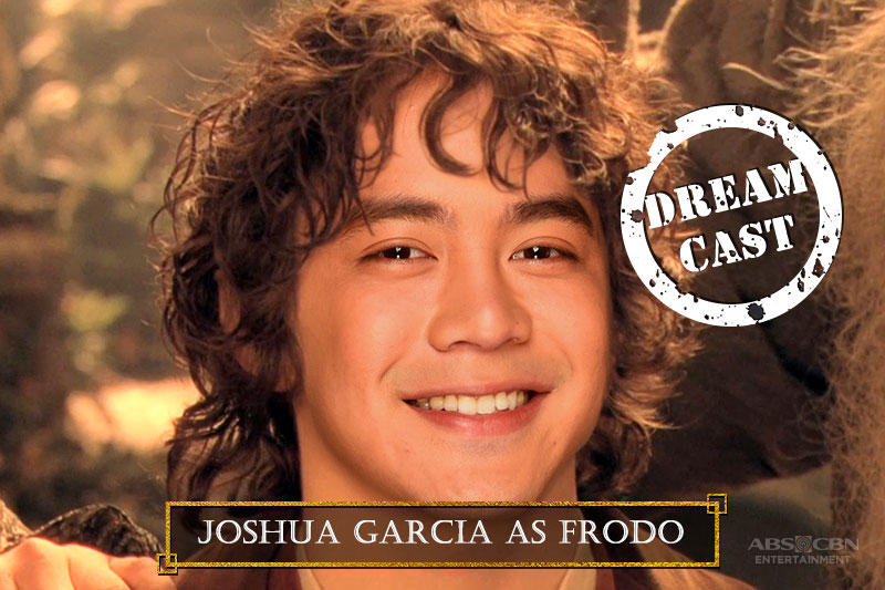 Joshua Garcia best personifies Frodo in dream Lord of the Rings cast say netizens 1