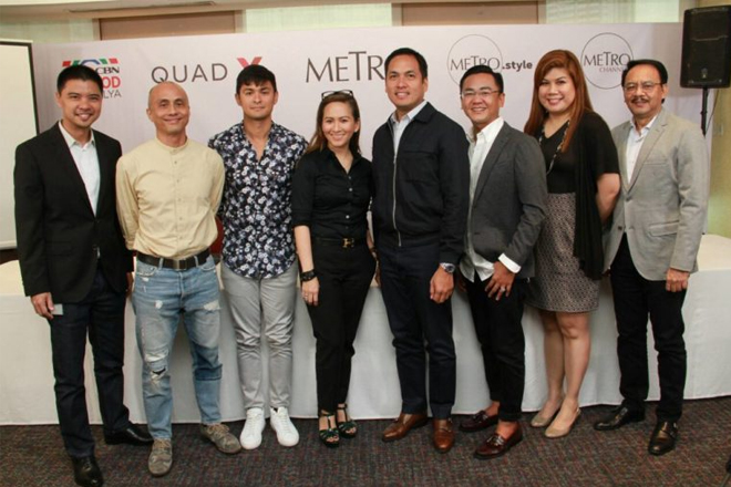 Metro Style QuadX launch Signed Sold Delivered for the benefit of ABS CBN Lingkod Kapamilya foundation 1