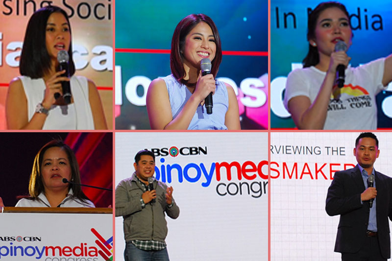 ABS CBN advocates Media Literacy fighting fake news in 12th Pinoy Media Congress 1
