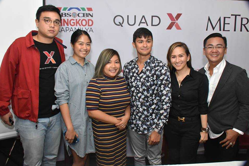 Matteo Guidicelli Piolo Pascual Jodi Sta Maria and Other Kapamilya Stars Teaming Up for One Big Inspiring Project  1