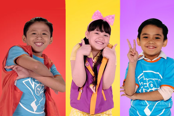 """Team YeY"" returns for third season with new kiddie hosts and all new activities"