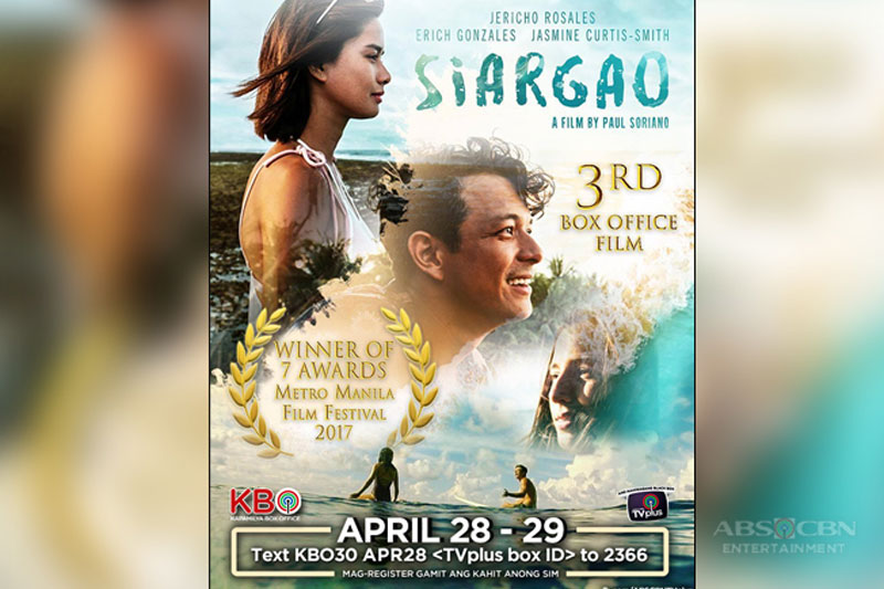 KBO brings the beach vibes with Siargao  1