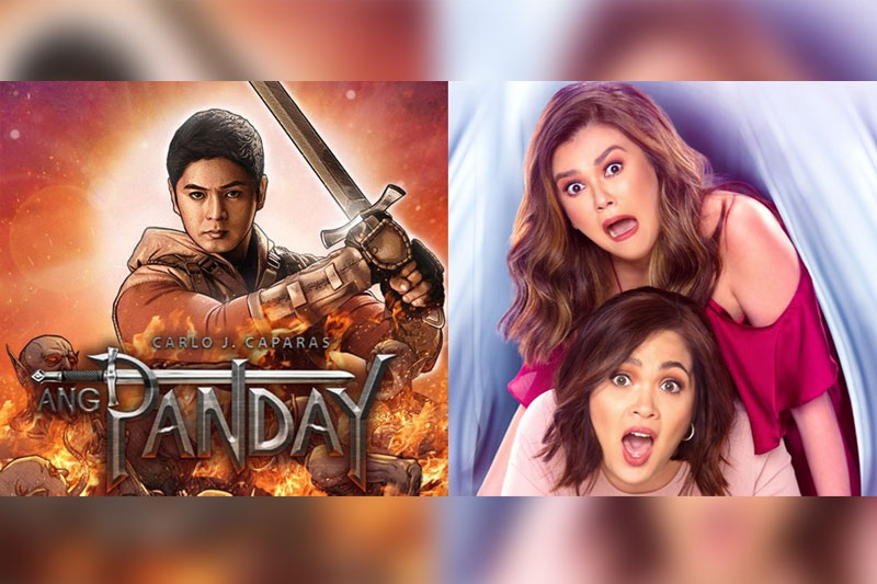 Hit movies from Coco Juday back to back on pay per view TV 1