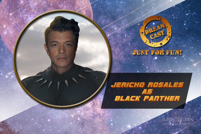 JUST FOR FUN: Netizens want Jericho Rosales as their fantasy Black Panther