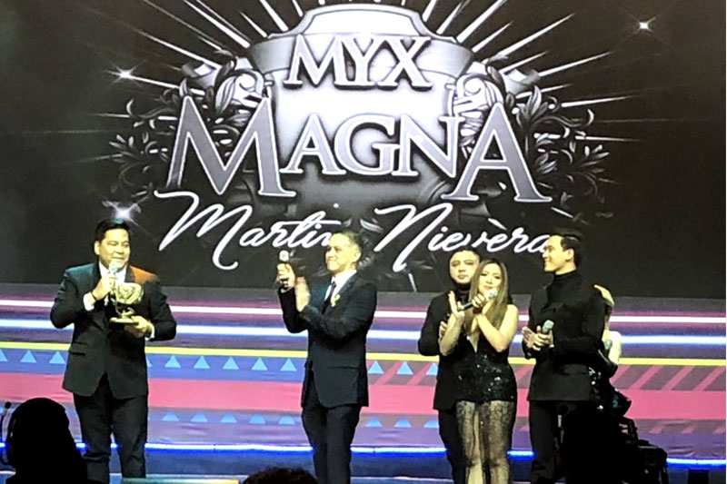 LIST Winners of the MYX Music Awards 2018 1