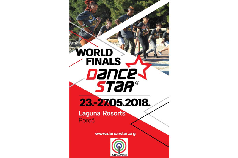 Filipino Dance Group Rockwell taking on the World Finals for Dance Star in Croatia 1
