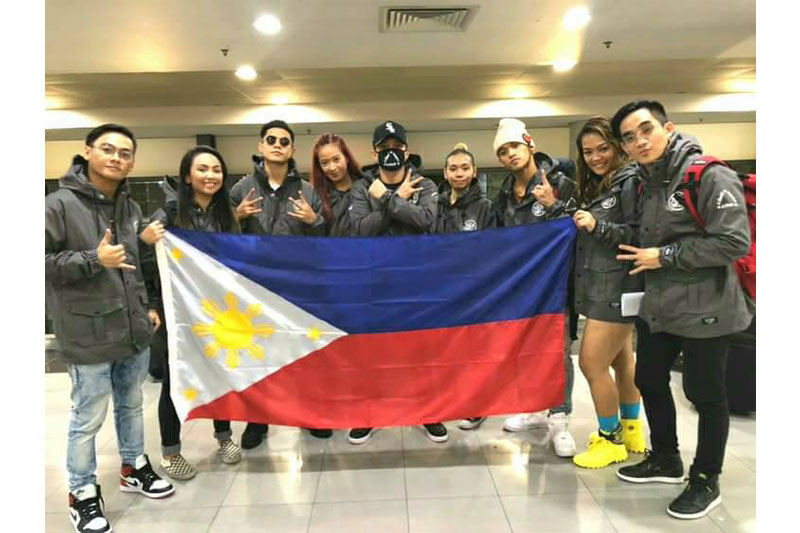 Filipino Dance Group Rockwell taking on the World Finals for Dance Star in Croatia 2