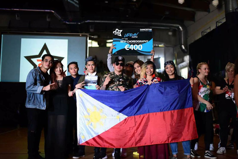 MNL based dance group bags the 1st place award at Dancestar World Finals 2018 3
