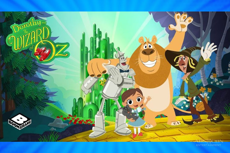 Seven cartoons for after school bonding on TV right now 5