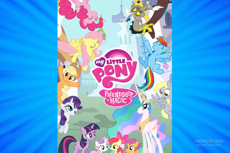 Seven cartoons for after school bonding on TV right now 8