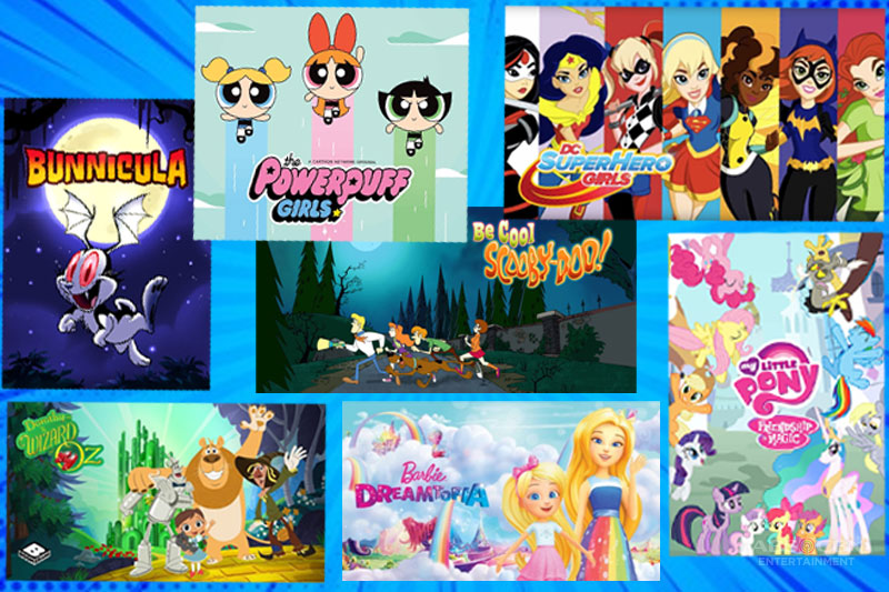 Seven cartoons for after school bonding on TV right now 1
