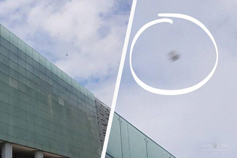 Unidentified object in sky stirs curiosity 1