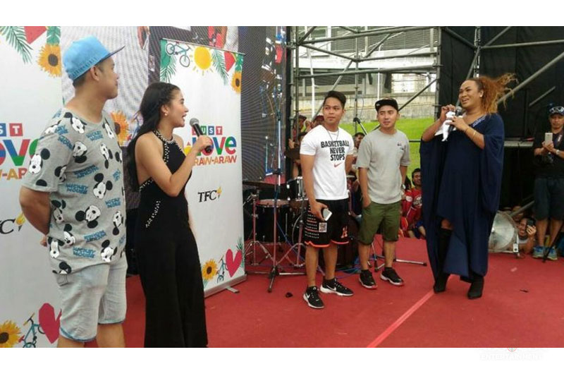 ABS CBN s Just Love Araw Araw caravan joins 120th Philippine Independence celebrations in Hong Kong and Taiwan 9