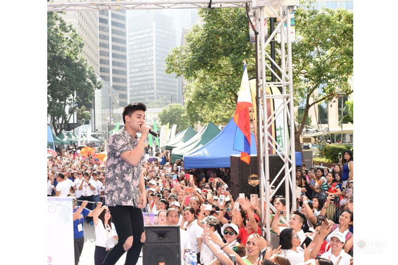 ABS CBN s Just Love Araw Araw caravan joins 120th Philippine Independence celebrations in Hong Kong and Taiwan 1