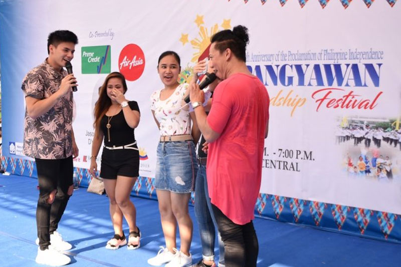 ABS CBN s Just Love Araw Araw caravan joins 120th Philippine Independence celebrations in Hong Kong and Taiwan 3