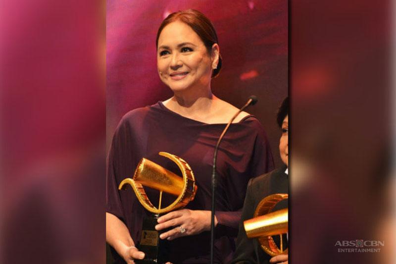 Charo Santos receives icon award at 2018 Eddys 1