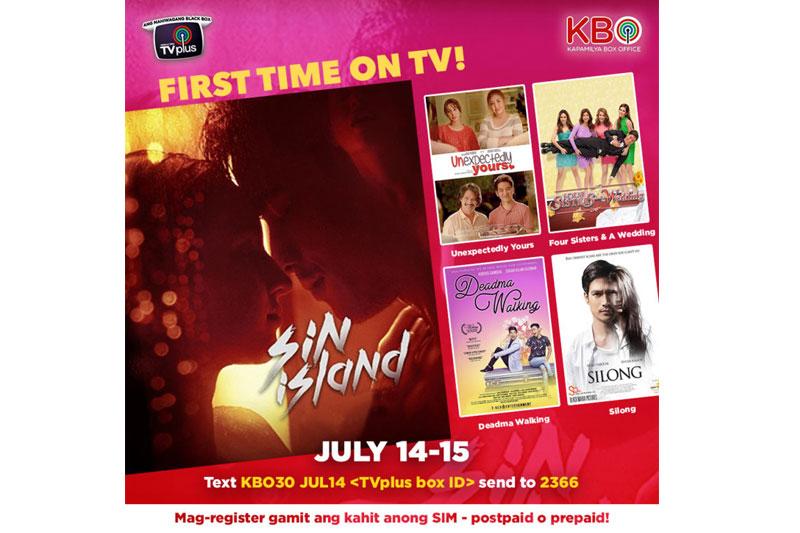 KBO brings daring movie Sin Island 1