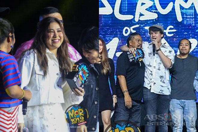 Moira, JK, and Maymay bring home major wins at MOR Pinoy Music Awards 2018