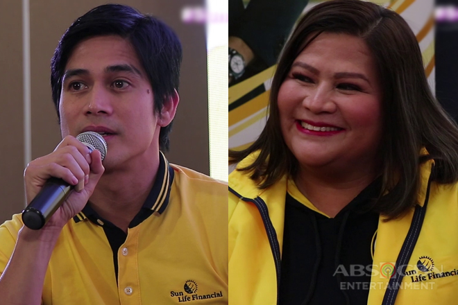 Piolo Pascual and the woman who helps him manage his finances successfully