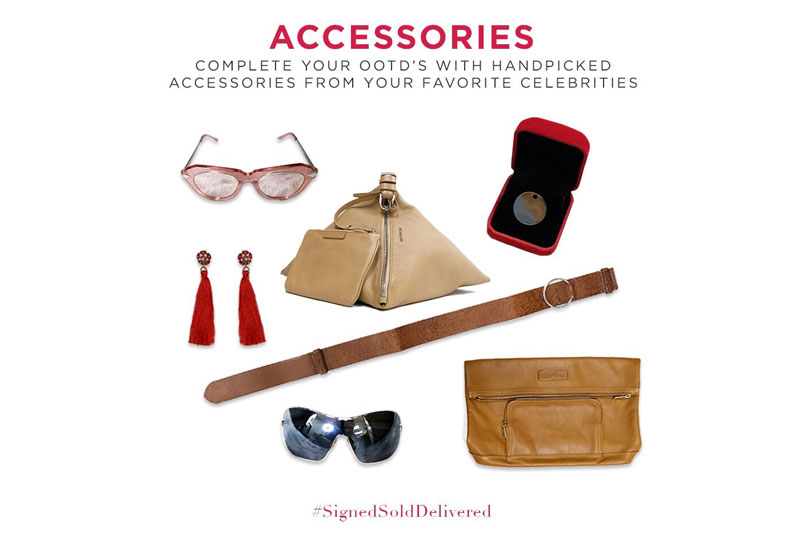 Grab your fave stars wardrobe picks in online charity sale this July 31 2